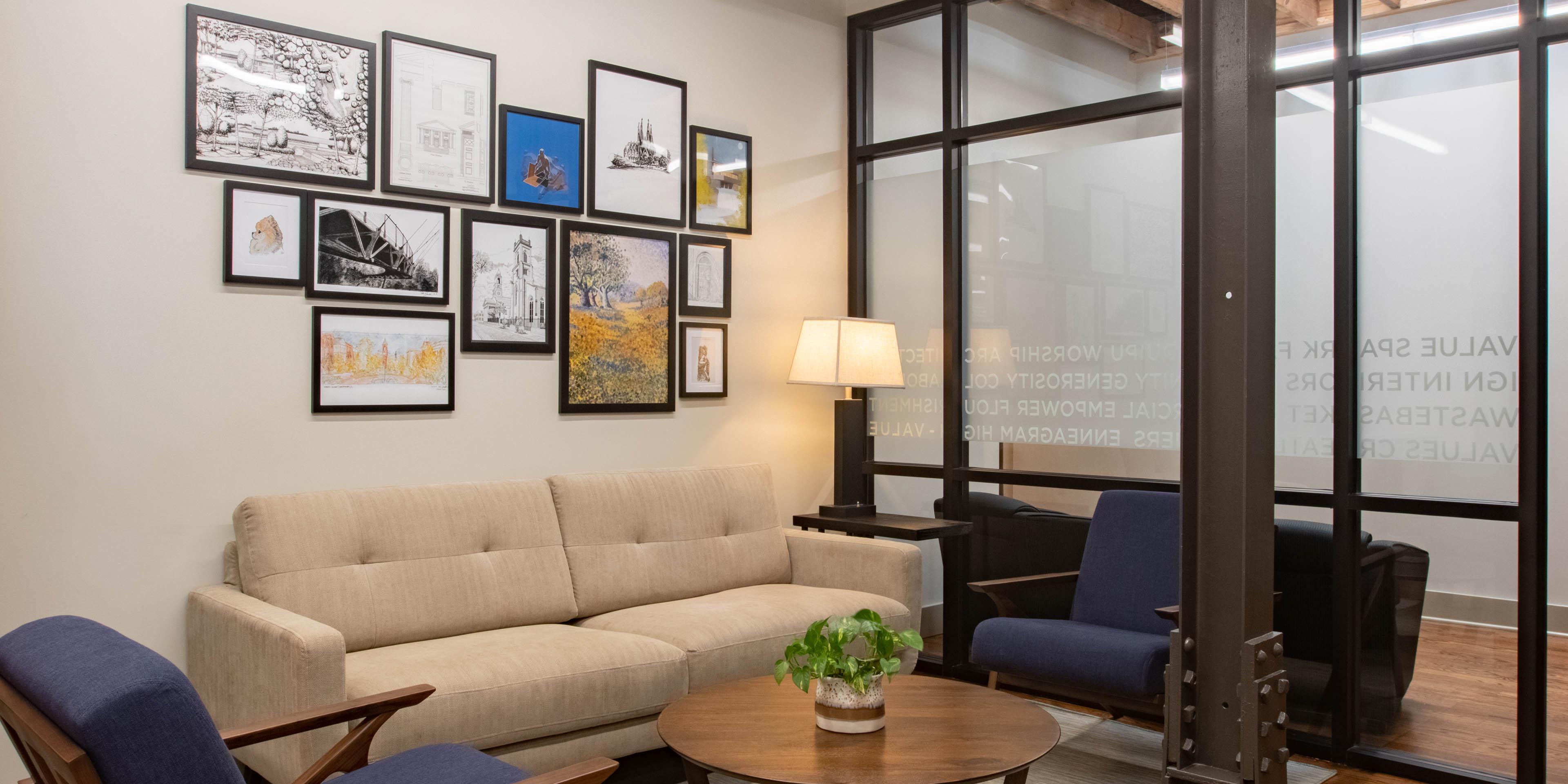 Equip Studio Greenville Office